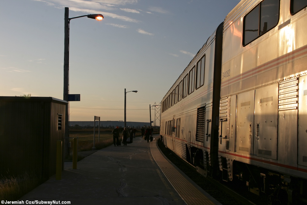 Grand Forks station