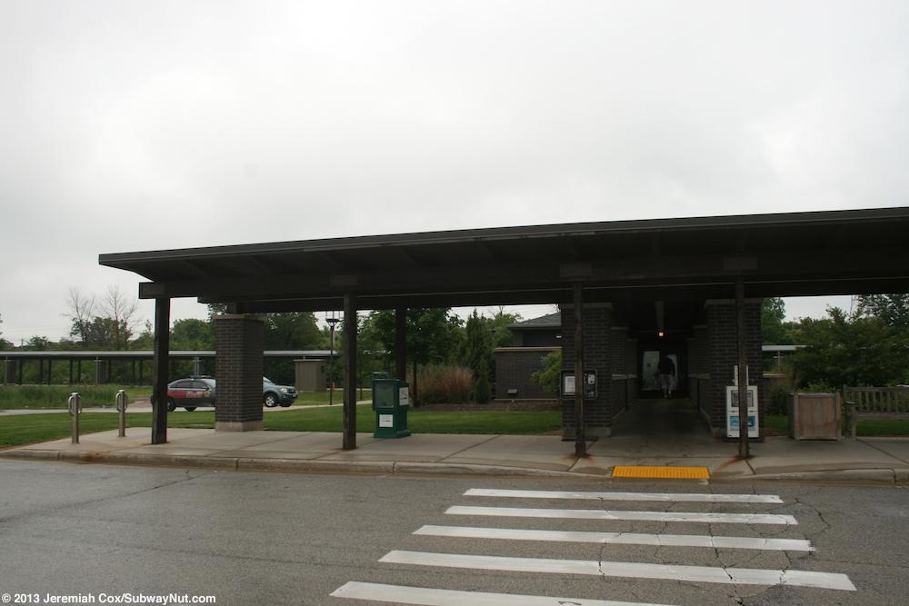 Milwaukee Airport Wi Amtrak Hiawatha Service The