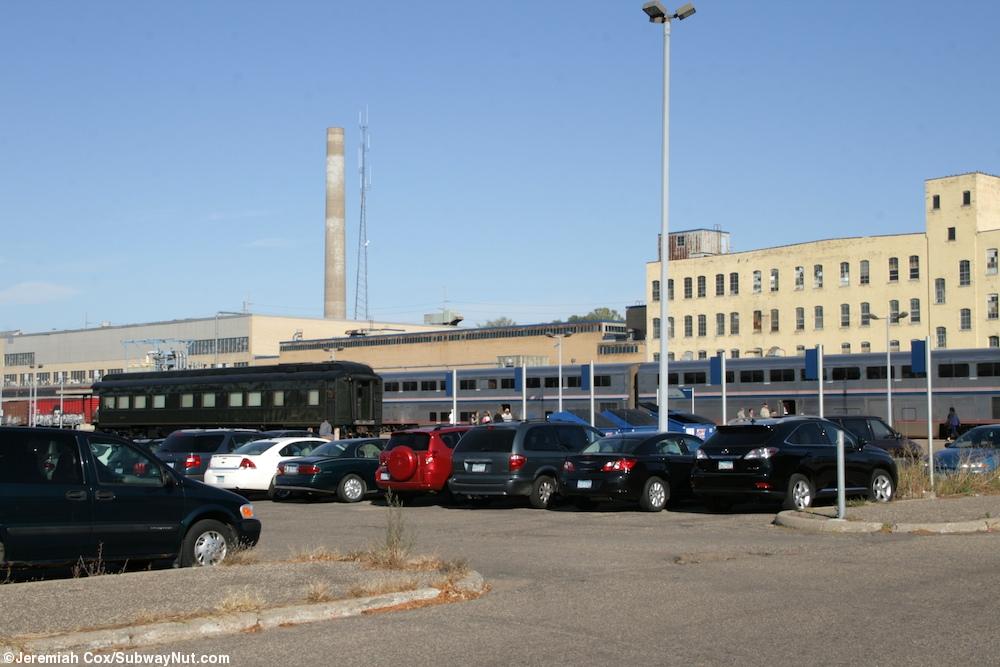 Car Rental Amtrak St Paul Mn
