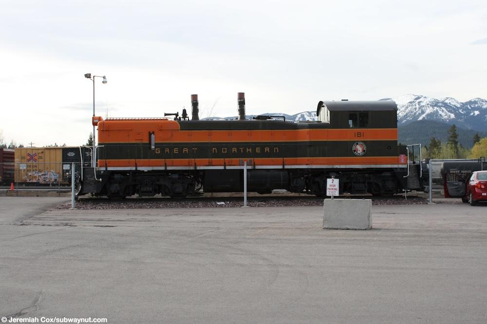 Car Rental Whitefish Amtrak