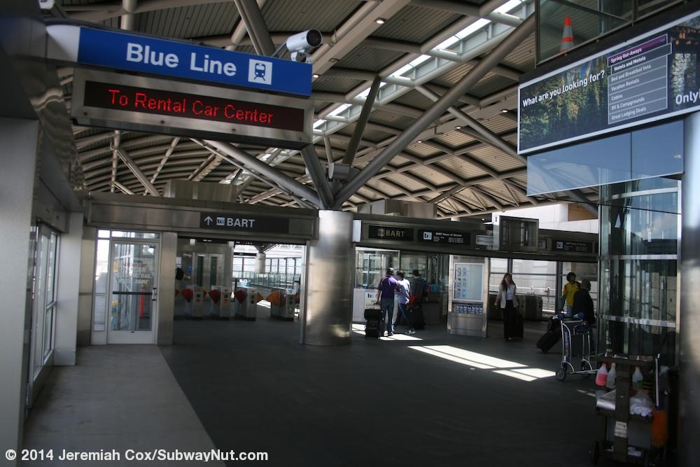 San Jose International Airport San Francisco Car Rental