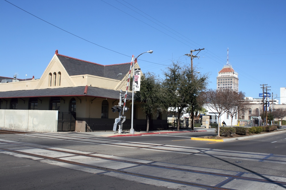 home depot fresno fresno historic sp station the subwaynut 28657
