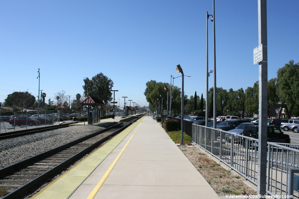 Moorpark Metrolink Ventura County Line And Pacific