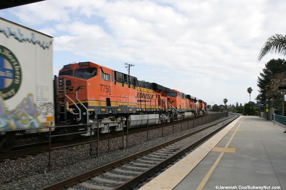 Norwalk Santa Fe Springs Metrolink Orange County Amp 91