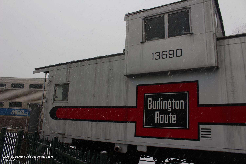Aurora (Metra BNSF Railway) - The SubwayNut