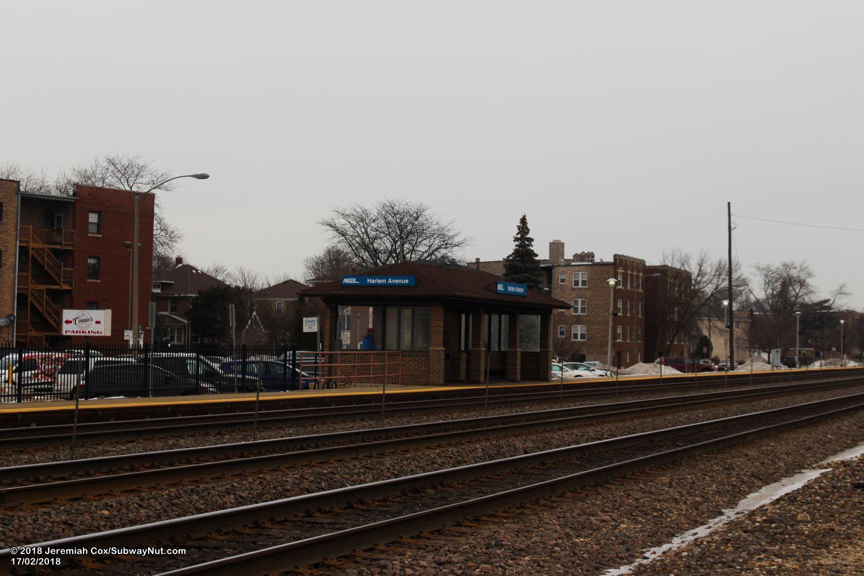 Harlem Avenue (Metra BNSF Railway) - The SubwayNut