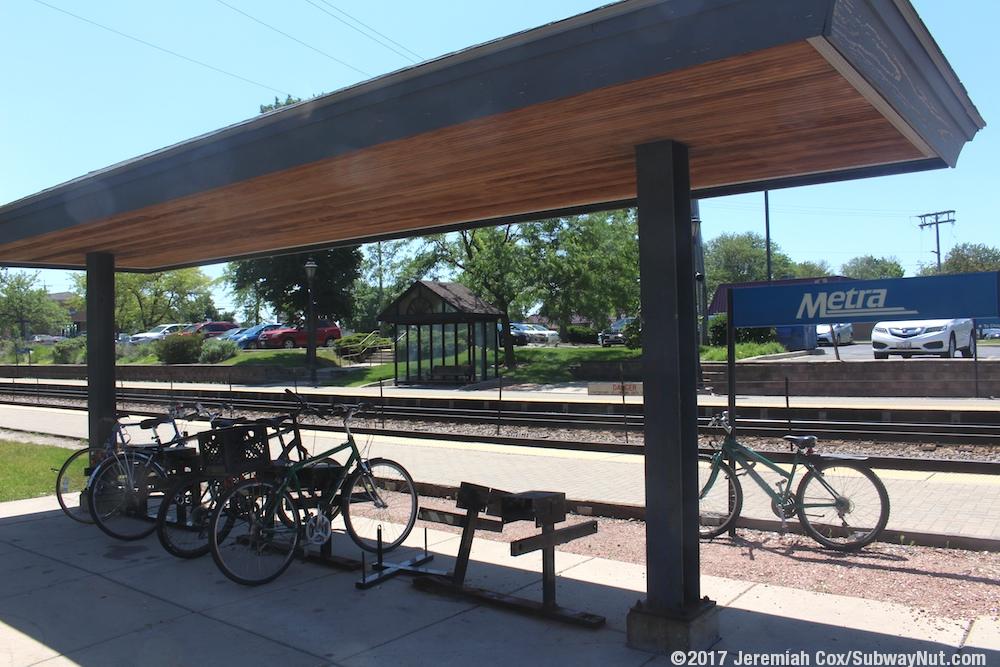 Roselle Metra Milwaukee West Line The Subwaynut