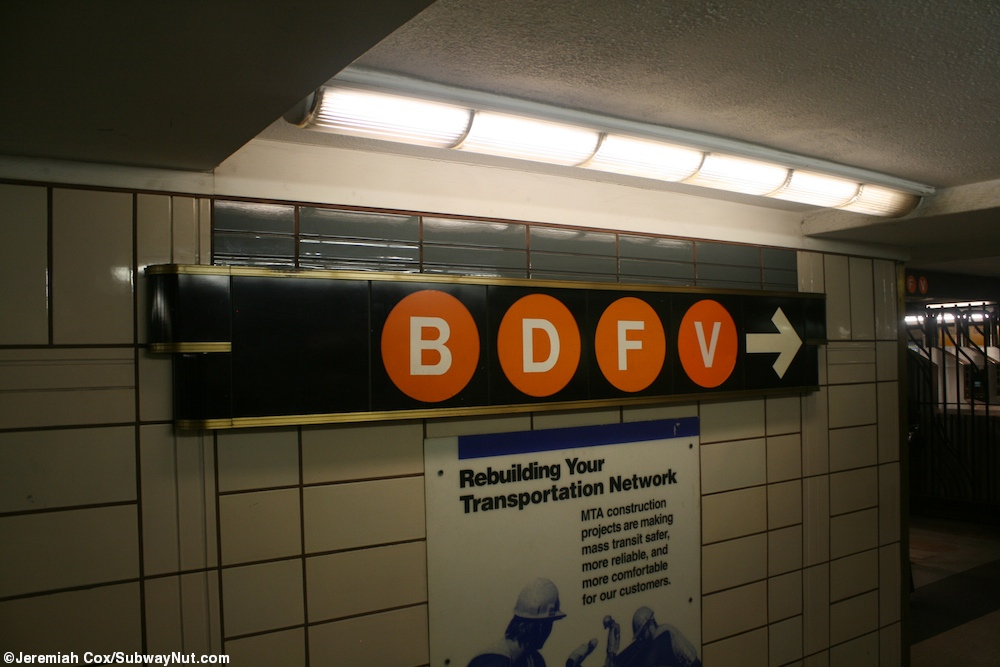 Rockefeller Subway Map.47 50 Street Rockefeller Center B D F M The Subwaynut
