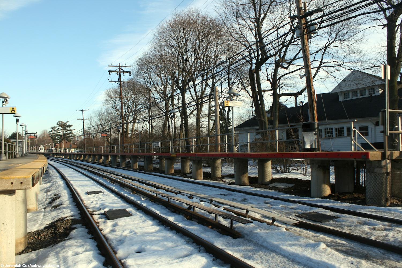 Garden City Long Island Railroad Hempstead Branch Photos