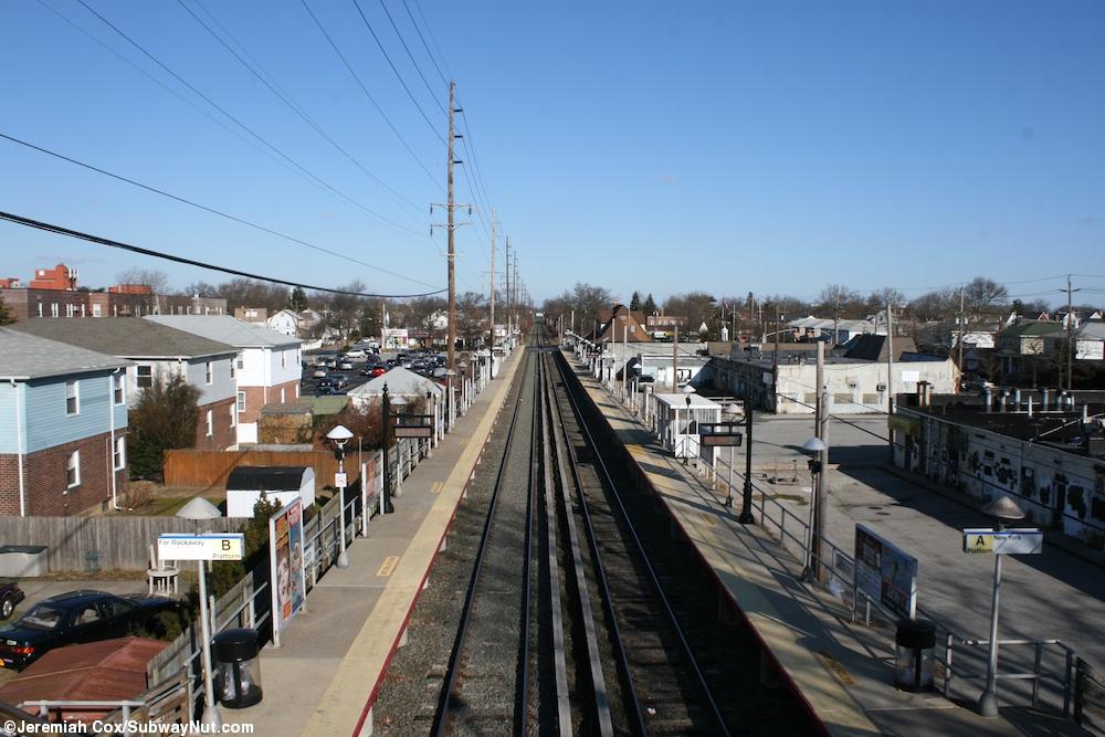 Gibson Long Island Railroad Far Rockaway Branch The