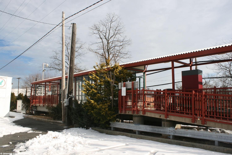 Long Island Railroad West Hempstead Branch