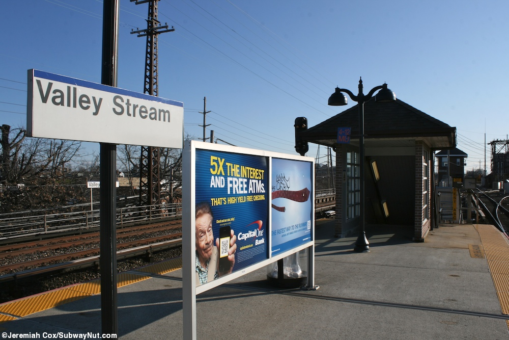 Valley Stream Long Island Railroad Parking