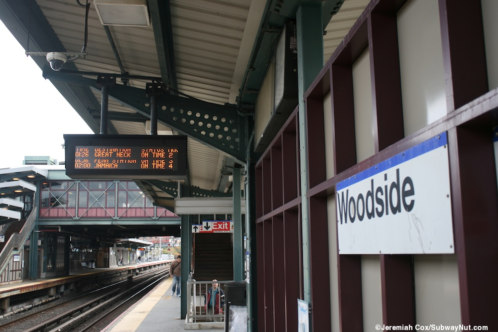 Woodside All Long Island Railroad Branches Photos Page