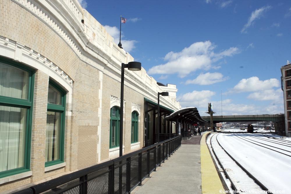 Worcester Mbta Commuter Rail Framingham Worcester Line