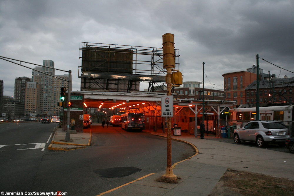 Old Fashioned Cars >> Lechmere - Green Line 'E' Branch - The SubwayNut