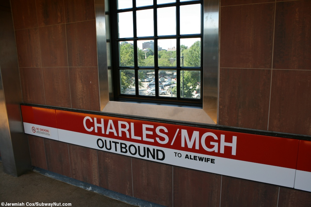 Charles Mgh Red Line The Subwaynut