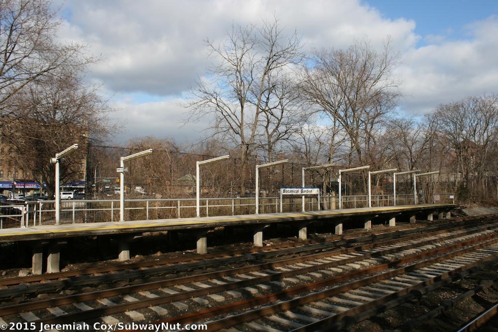 Botanical Garden Metro North Harlem Line The Subwaynut