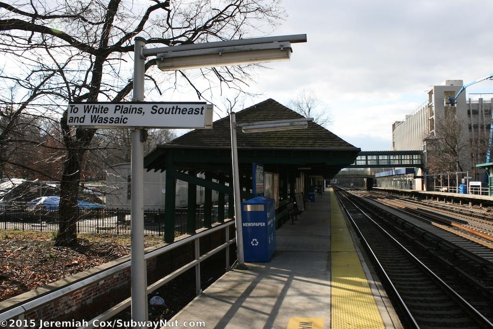 Botanical Garden (Metro-North Harlem Line) - The SubwayNut