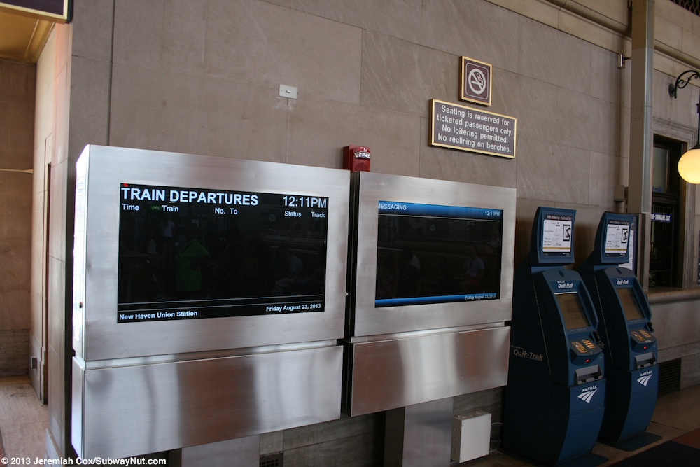 New Haven Amtrak Car Rental