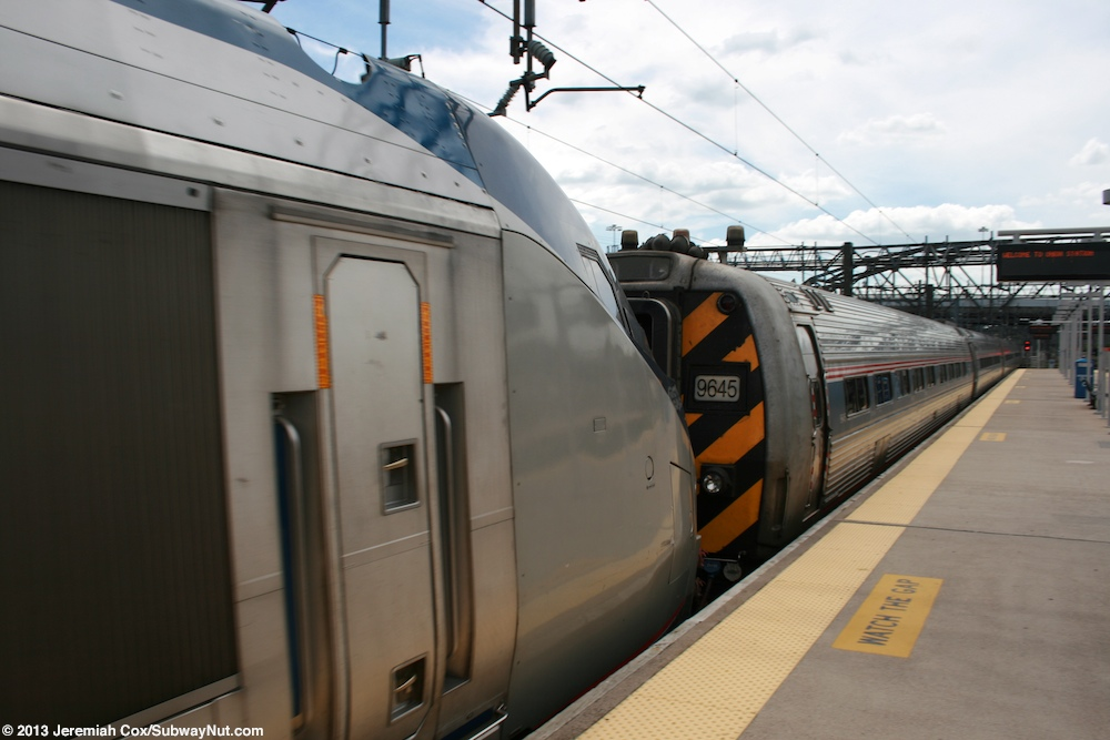 New Haven-Union Station (Metro-North New Haven Line, Shore Line East, & Amtrak's Acela Express ...