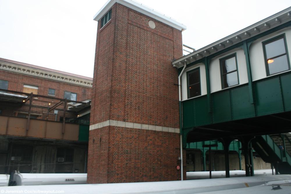 Exterior: Poughkeepsie (Metro-North Railroad Hudson Line & Amtrak's
