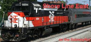 Shore Line East
