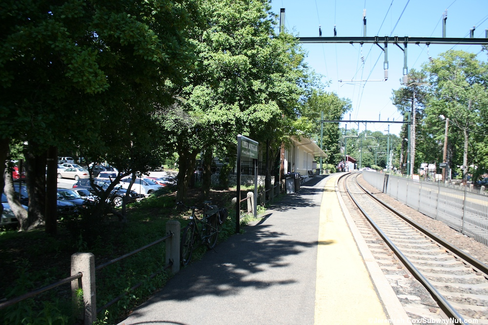 Upper Montclair - (New Jersey Transit Montclair-Boonton ...