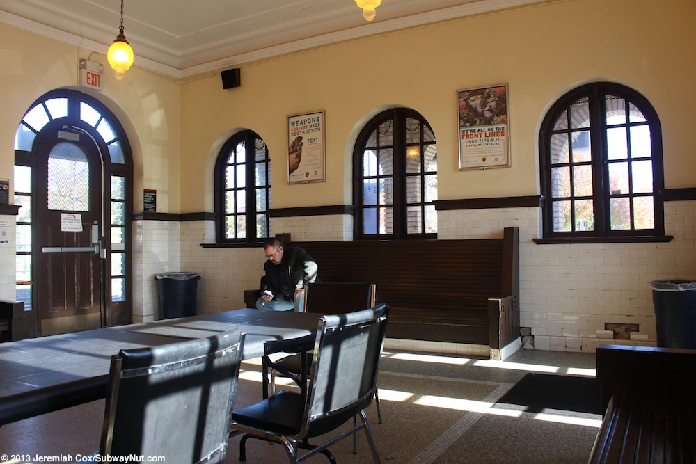 How To Open A Locked Door >> Convent Station - (New Jersey Transit Midtown Direct ...