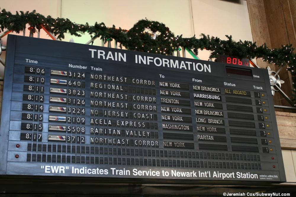 Newark Penn Station Street Level Photos Page 2 The