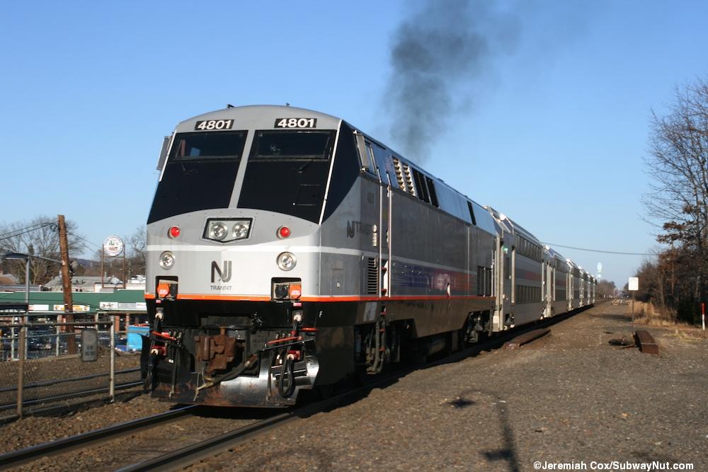 Dunellen New Jersey Transit Raritan Valley Line The